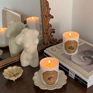 5.6折起!宅家也要仪式感!宅家好物推荐:香薰蜡烛、身体洗护、真丝床品,小仙女必备!