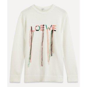 Loewe毛衣