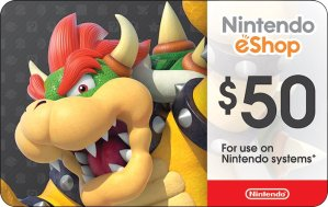 Download APPSwych App Users: $50 Nintendo eShop or PlayStation Store eGift Card