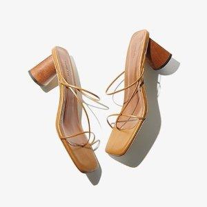 3折起+额外8折!£323收Miu假两件芭蕾鞋折扣升级:Browns美鞋夏日大促折上折 大牌或小众全部一网打尽