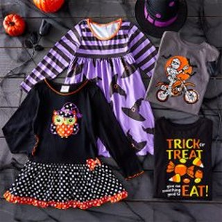 Starting at $9.99Zulily Kids Halloween Items Sale