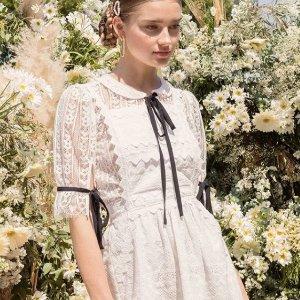 低至3折 蕾丝连衣裙£26.47NA-KD 美衣潮服热卖 Levis、Mango等都有