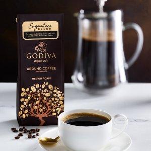 buy 1 get 1 freeSignature Blend Ground Coffee,10 oz.