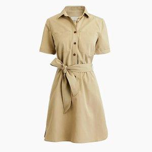 J.Crew衬衣裙
