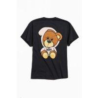 Justin Bieber 小熊T恤