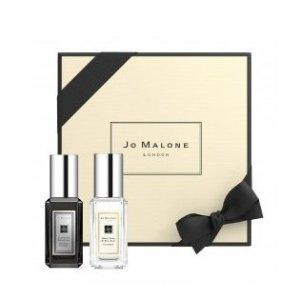 低门槛送封面套装Jo Malone祖马龙送礼!英国梨香水套装上新,5支香水£70