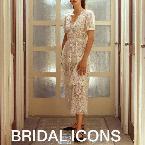 5折起+额外8折 连衣裙$183收Self-Protrait 连衣裙天花板 每一件小裙子穿上就是温柔本身