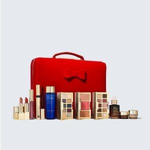 变相2折  价值€460+法国11.11:Estee Lauder 超值圣诞礼盒 封面圣诞大礼包仅售€93速收