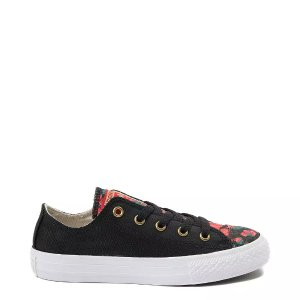 ConverseChuck Taylor All Star Lo Floral Sneaker - Little Kid