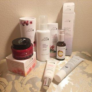众测100% pure护肤产品丨肌肤就得天然好