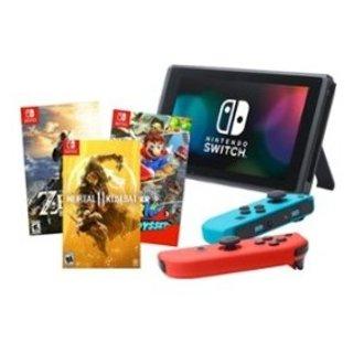 $399 再送任意一款 Switch 游戏Nintendo Switch 《去吧 皮卡丘》限定版套装