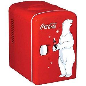 北极熊可乐小冰箱