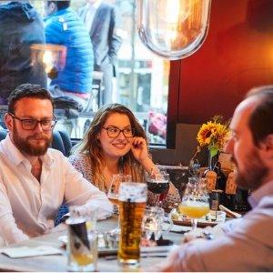 £9 全英23家分店可用精酿狗BrewDog超值1pint啤酒+主食套餐