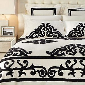 Remy Bedding - Black | The Bed + Bath Event | Collections | Z Gallerie