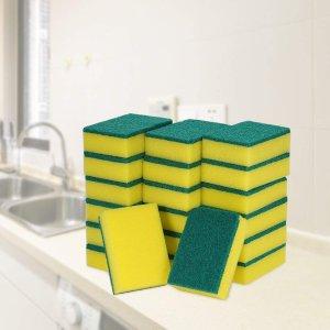 独家:Esonmus 多功能升级版魔术海绵擦,20个装