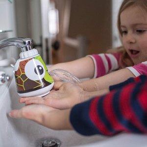 $8.97(原价$19.67)Petite Creation 卡通水龙头 防溅水, 让宝宝爱上洗手