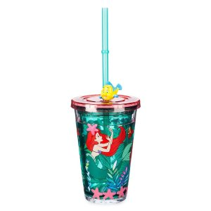 DisneyAriel Tumbler with Straw   shopDisney