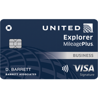 Earn Up To 100,000 MilesUnited℠ Explorer Business Card