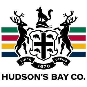 捡白菜、淘好货,就在今天!!!延长一天:Hudson's Bay 国庆日全场2折起!享额外8.5折/9折!全场包邮!