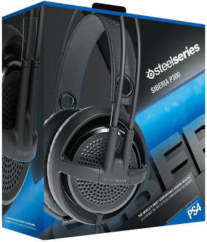 $32SteelSeries Siberia P300 Gaming Headset for PS4