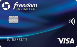 Earn a $150 BonusChase Freedom Unlimited®