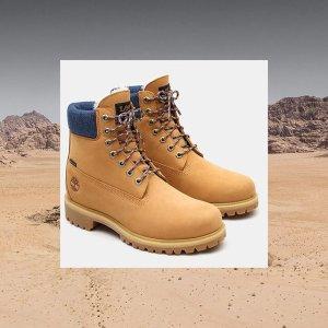 Timberland官网 全场美鞋促销 黑五好价来袭