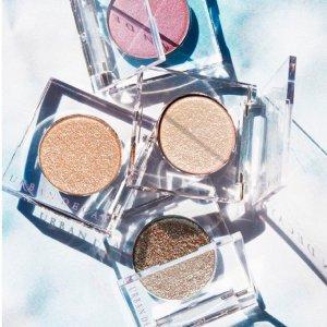 满送彩妆8件套Urban Decay 精选彩妆热卖 入手爆闪单色眼影、眼影盘
