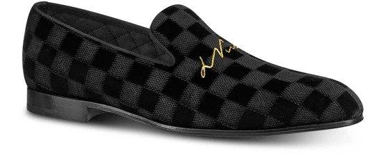 Auteuil 棋盘格乐福鞋