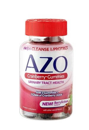 $3.49AZO Cranberry Urinary Tract Health Gummies Dietary Supplement