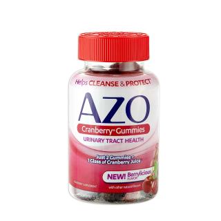 现价$3.49(原价$4.99)AZO 蔓越莓健康果汁软糖 40颗
