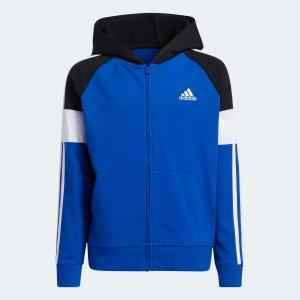 Adidas拼色外套