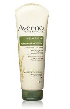 $6.97 (原价$10)孕妇也适用!Aveeno 艾维诺天然燕麦 高效保湿润肤乳227ml
