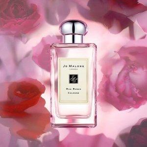 满额送4重好礼Jo Malone 香水香氛产品热卖 收香水套装