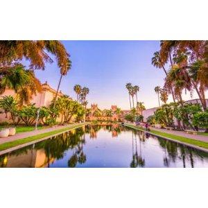 Princess Cruises3-Day West Coast Getaway with San Diego