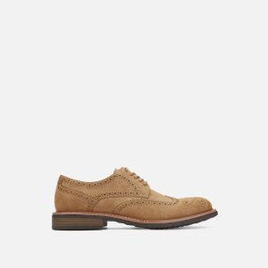 Kenneth Cole ReactionKlay Suede Brogue Oxford with Flex