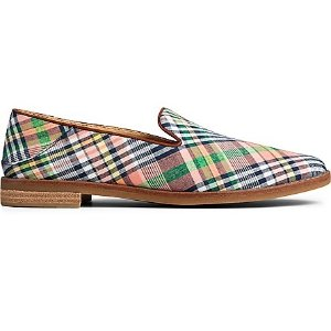 Seaport Levy Washed Plaid Loafer
