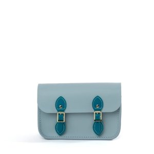 The Cambridge Satchel CompanyThe Little One in Leather - Daybreak & Aqua