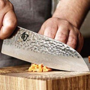 现价$202.48(原价$439.40)折扣升级:日本旬 Shun Premier 刀具三件套,价格超好,爱下厨的给自己买把好刀