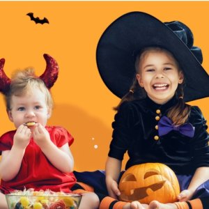 All $2.99+Extra 15% OffDealmoon Exclusive: PatPat Kids  Halloween Party Clothing Sale