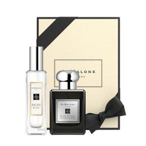 Jo Malone含鼠尾草与海盐香30ml贵族香水礼盒30ml+50ml