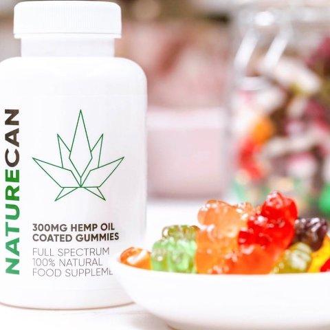4.9折起+送CBD油1瓶Naturecan 突然爆红的CBD产品 护肤品、保健品、零食等热卖