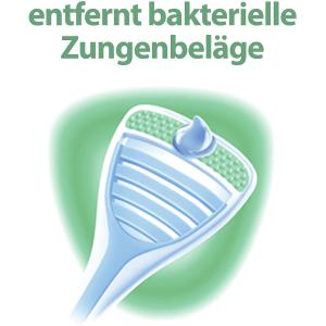 售价€3.45 参加买5付4meridol 舌苔清洁刷 持久祛除病菌 从根本上消除口臭