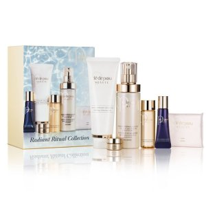 Just $203!Radiant Ritual Collection Set valued at $273 @ Cle de Peau Beaute