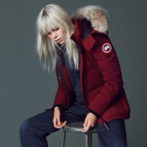 7.5折+免邮11.11独家:Canada Goose 精选女式羽绒服热卖