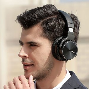 $63.99Cowin E7 Pro Active Noise Cancelling Bluetooth Headphones
