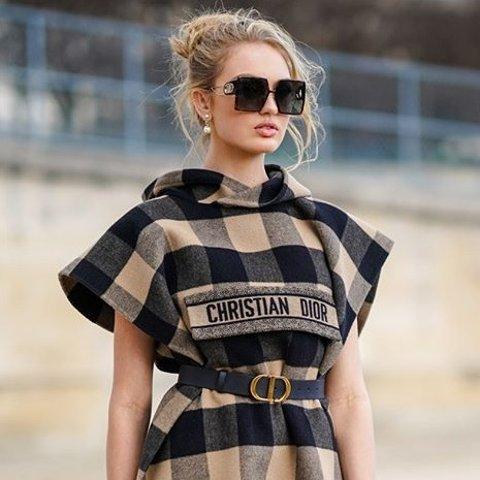 现价一律$79.99+免税包邮独家:Dior 时尚墨镜特卖,方形、飞行员款都有