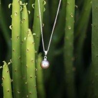 THE PEARL SOURCE 淡水珍珠项链