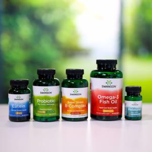 Up to 15% OffSupplements & Vitamins @ Swanson