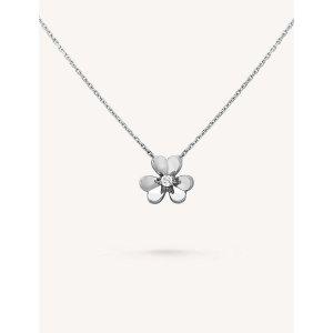 Van Cleef & ArpelsFrivole花朵项链