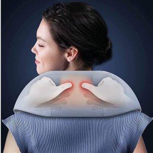 $29.99(原价$39.99)史低价:oPillow 颈肩加热按摩仪 私人按摩师上线 促进血液循环